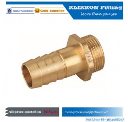 China Custom design brass connector