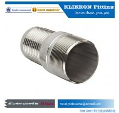 Auto Parts Female Male Threaded AN Fittings Aluminum Fuel Pipe Fittings
