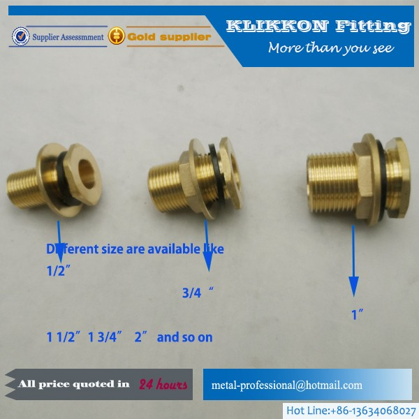 CNC Machined Brass Screw Parts Lathe Machining