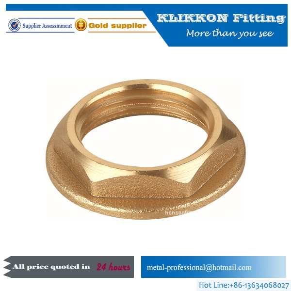 brass air brake O ring​ fitting for nylon tube