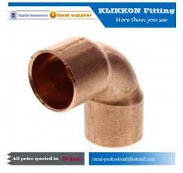 22MM COPPER PLUMBING FITTINGS