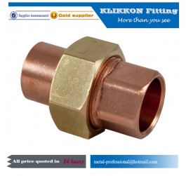 Custom CNC Copper Turning / Milling / Machining Parts