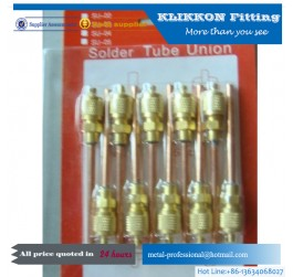 High Quality Copper Tube Compression Fittings