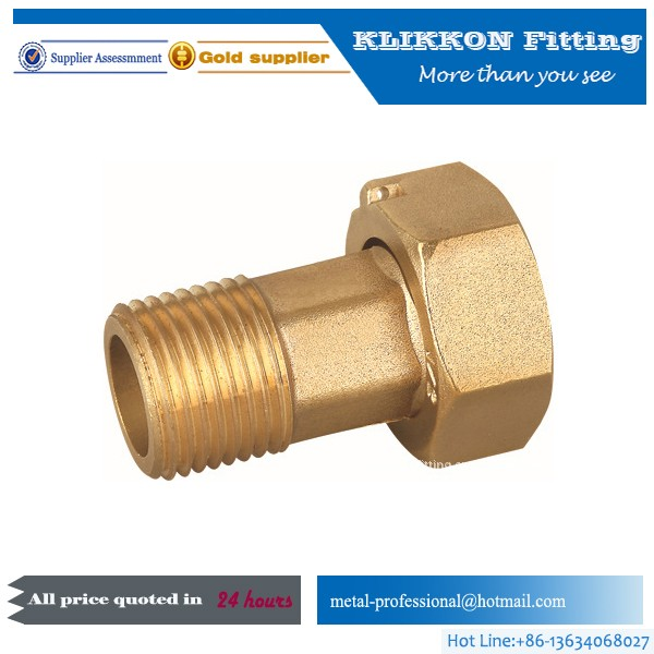 Water meter endtails water meter brass fittings