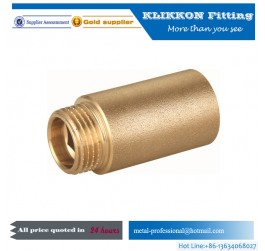 nylon tube and pu air spiral hose use brass insert fitting