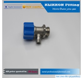 Quick Pneumatic Connector Plastic Compression Pneumatic Air Pipe Fitting