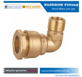 Customized CNC Machining Turning Milling Brass Parts