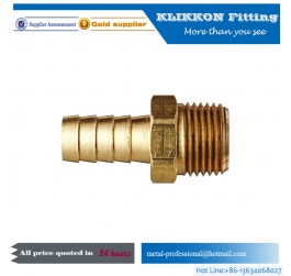 China Hose Ball Barb Brass Fitting