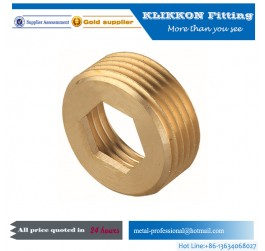 brass bspt, npt, jic, sae thread fitting