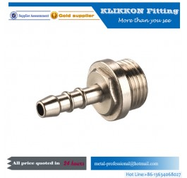 brass plumbing fittings metric pipe fittings