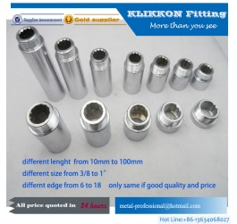 High Pressure brass Push Lock Misting Fittings