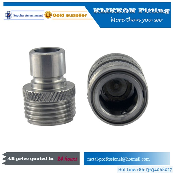 copper pipe nipple fitting(External thread )