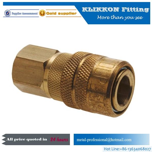 factory supply oem brass hydraulic hose fittings​