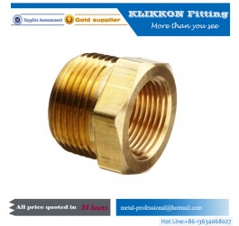 Wholesale brass female plug and socket insert