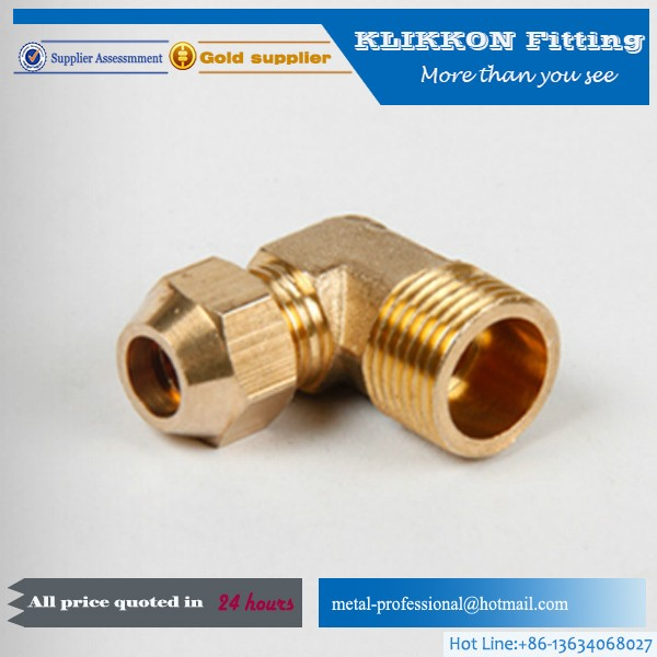 Brass Water Meter Connector brass coupling fittings