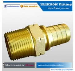 C36000 Brass Tube Fitting 90 Degree Elbow