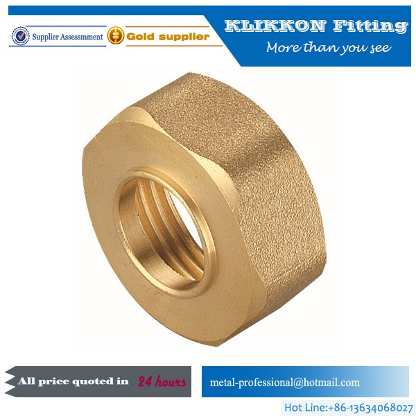 Full Size 15 mm Degree Copper Brass Pipe Fitting