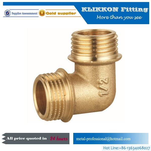 Brass fitting air hose connector brass hose barb fittings