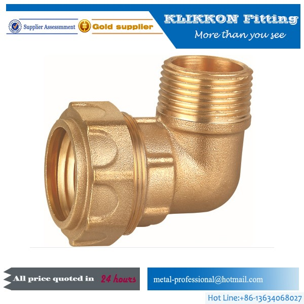 best selling plumbing fittings brass tee fittings