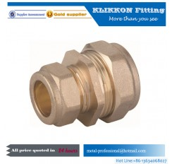 air brake tubing union female copper tube fitting