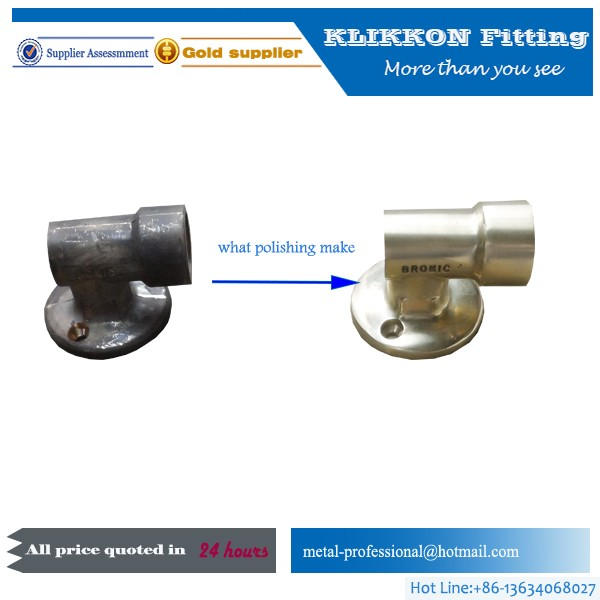 Brass Fitting Plumbing Round Equal Hose Barb Pipe Fitting