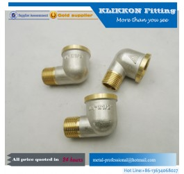 high quality brass quick tube fitting