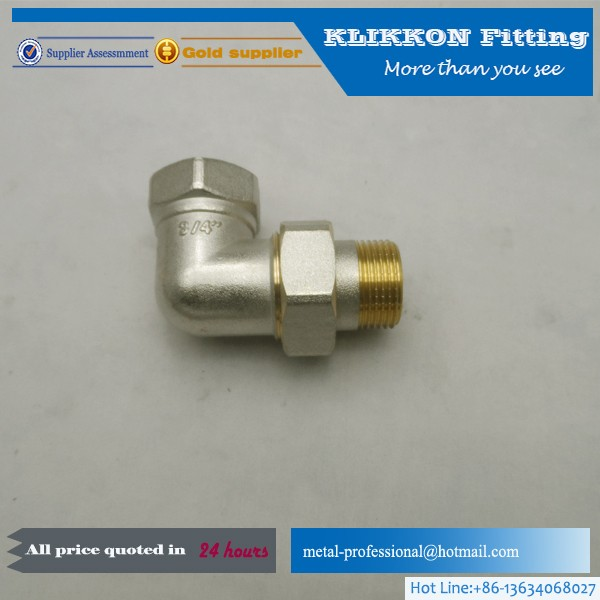 stainless steel pipe fitting copper hydraulic pipe fitting