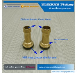 Gas Pipe Fitting 1/4 Inch Gas Brass Ball Valve