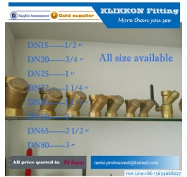 wholesale oem cnc sanitary parts Brass Natural Propane Gas Fitting
