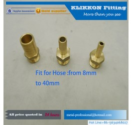 brass forged O-Ring water pipe compression fitting