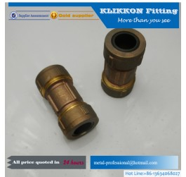 1/4 Male NPT Brass Companion Flange Fittings