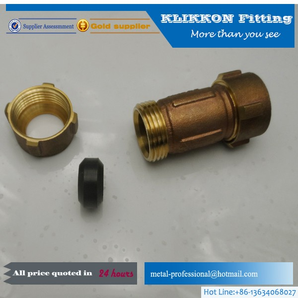 brass elbow adapter threaded metric hose fittings brass pipe connectors