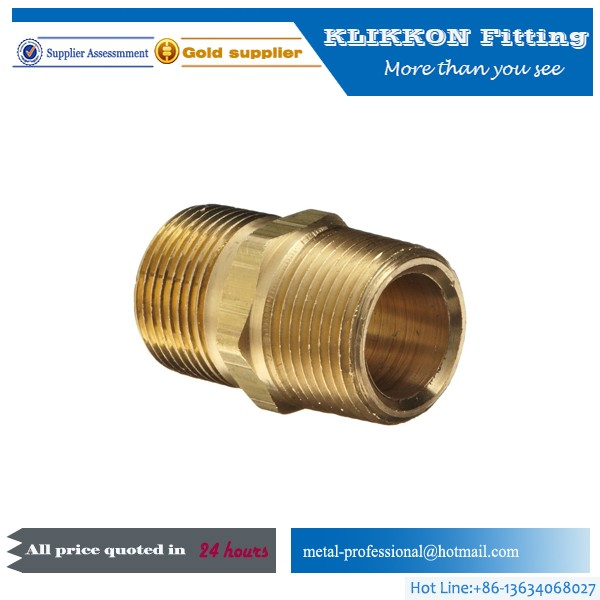 Pressure and Un-pressure Brass PPR drinking water pipe