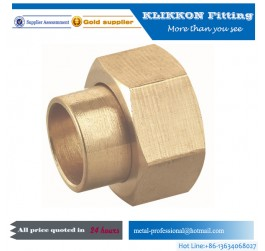 automotive brass fittings plumbing pipe adapters fittings