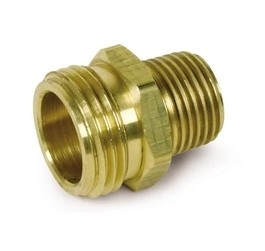 1/4 10mm Brass Screw Threaded Inserts