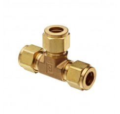 Custom Cast Brass copper pipe nipple fitting
