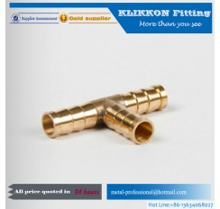 Brass Compression Fitting for Multilayer Pipe