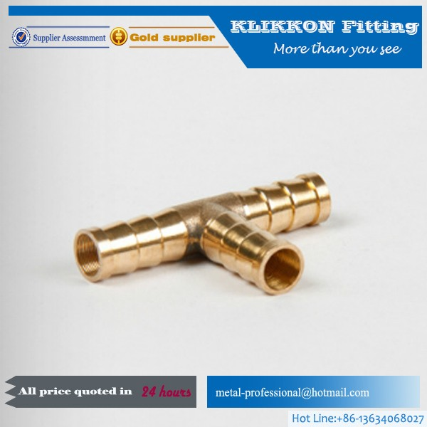 American Brass Fmale Comp Nut Fitting