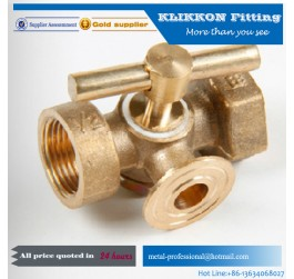 Brass/Screw Fitting for Pex-Al-Pex Multilayer Pipes