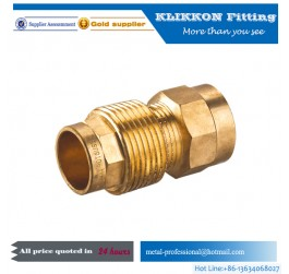 Press Fitting - Brass Fitting - Plumbing Fitting (Female Tee)