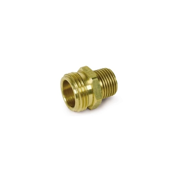 CNC Precision Machining Brass Hose Fitting For Healthcare Product