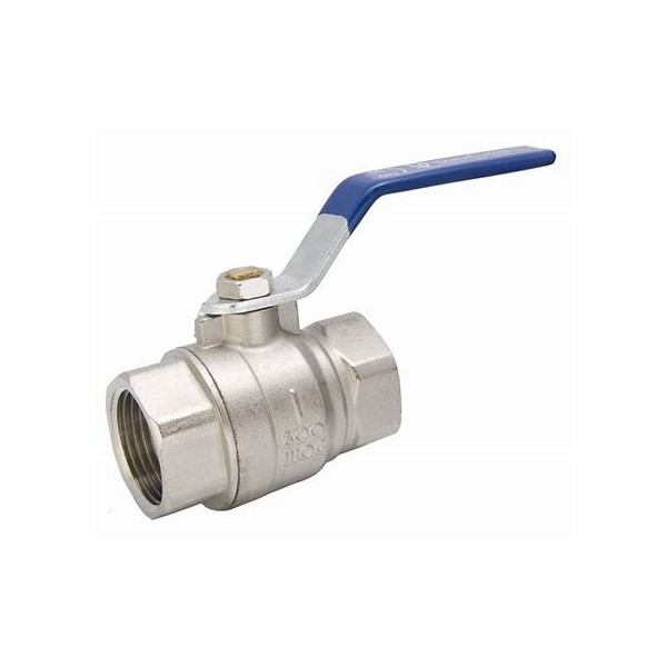 "high quality manual threaded brass2"" inch ball valve"
