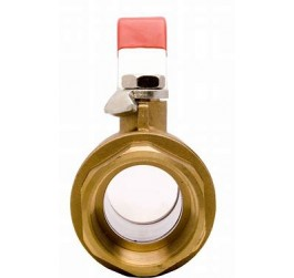 high quality hot forged full brass china ball valve