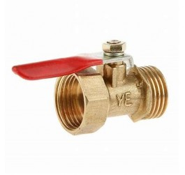 PN30 high pressure brass ball valve hot forged