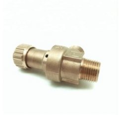 Manufacture supply hand control 1/2 brass ball valve