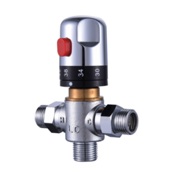 Low temperature gas control valvemedium pressure brass globe valve
