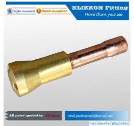 Customized Metal Brass Machine Parts Cnc Turning Machine Products In Brass