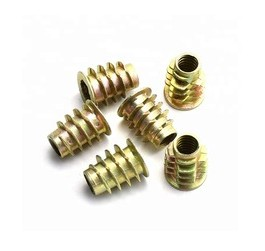 CNC Machine Turned New Designed Solid Brass Thread Hex Adapter