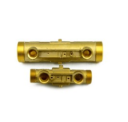 specialty Custom Brass Parts High Quality CNC Machining Service