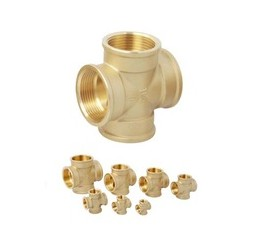Brass Hex Pipe Fitting Threaded Bushing